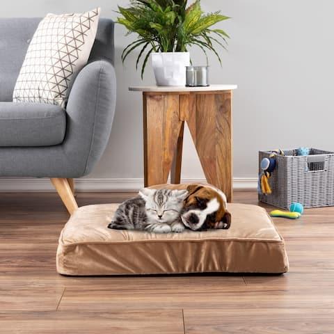 Pet Bed Egg Crate 100% Memory Foam Orthopedic Cushion by Petmaker