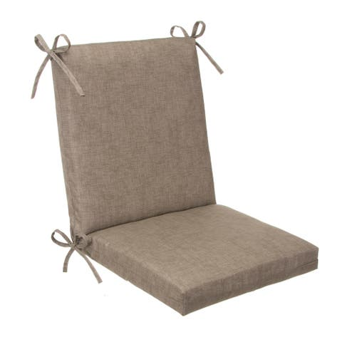 Glasgow Sand Square Chair Cushion by Havenside Home - 36.5x18