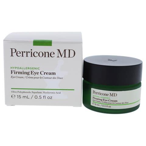 Perricone MD Hypoallergenic Firming Eye Cream 0.5 oz / 15 ml