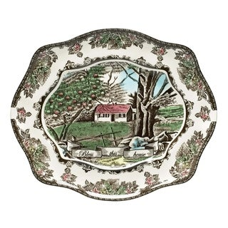 Link to Friendly Village 11.5-inch Bread Tray Similar Items in Serveware