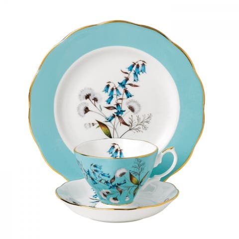 100 Years of Royal Albert Festival 3-piece Place Setting