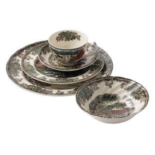 Link to Friendly Village 5-Piece Place Setting Similar Items in Serveware