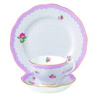 Candy Love Lilac 3-piece Place Setting