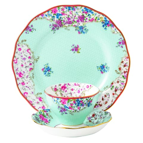 Candy Sitting Pretty 3-piece Place Setting