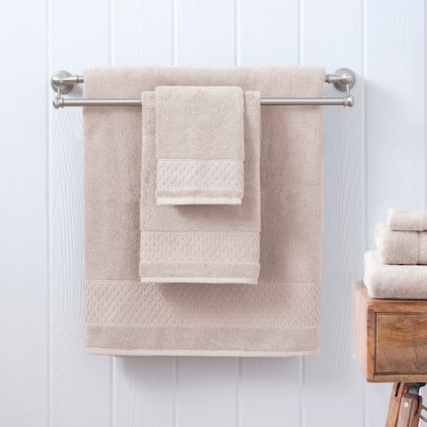 Porch & Den Lois Organic Cotton 6-piece Towel Set