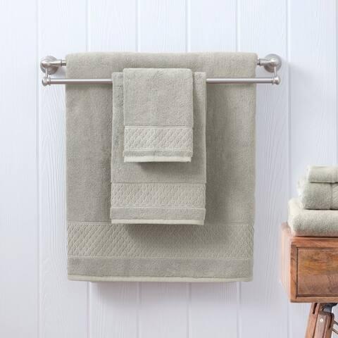Porch & Den Lois Organic Cotton 6-piece Towel Set