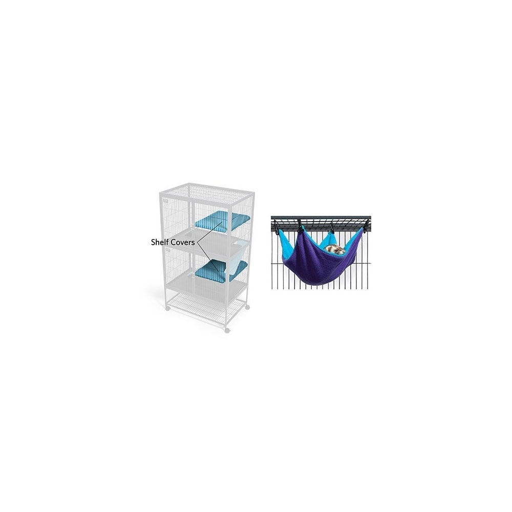 Midwest Nation Accessory Kit 1 Teal / Purple