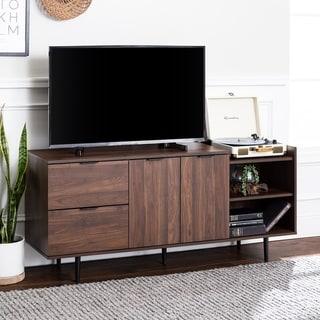 "Carson Carrington 58"" Modern TV Stand Console"