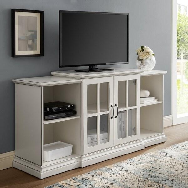 Copper Grove 60-inch Tier Top 2-Door TV Stand Console