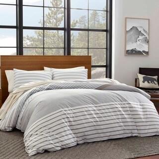 Link to Eddie Bauer Cooper Stripe Duvet Cover Set Similar Items in Duvet Covers & Sets