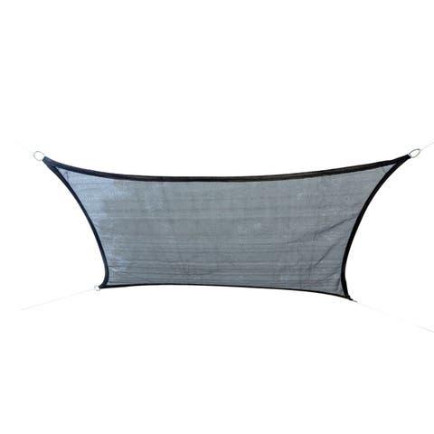 Outsunny 13' x 20' Rectangular Sun Shade Sail Canopy