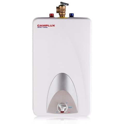 Camplux 4-Gallon Mini Tank Electric Water Heater