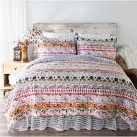 Porch & Den Florentine Twin-size 2-piece Bedding Set