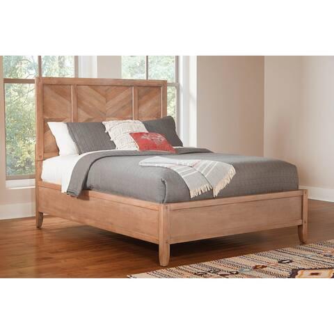 Sedona Queen Size Solid Wood Construction Platform Bed