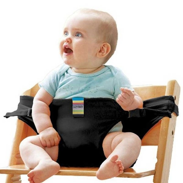 Newbron Baby Infant Portable Seat Carrier Dining Lunch Chair Safety Belt Feeding