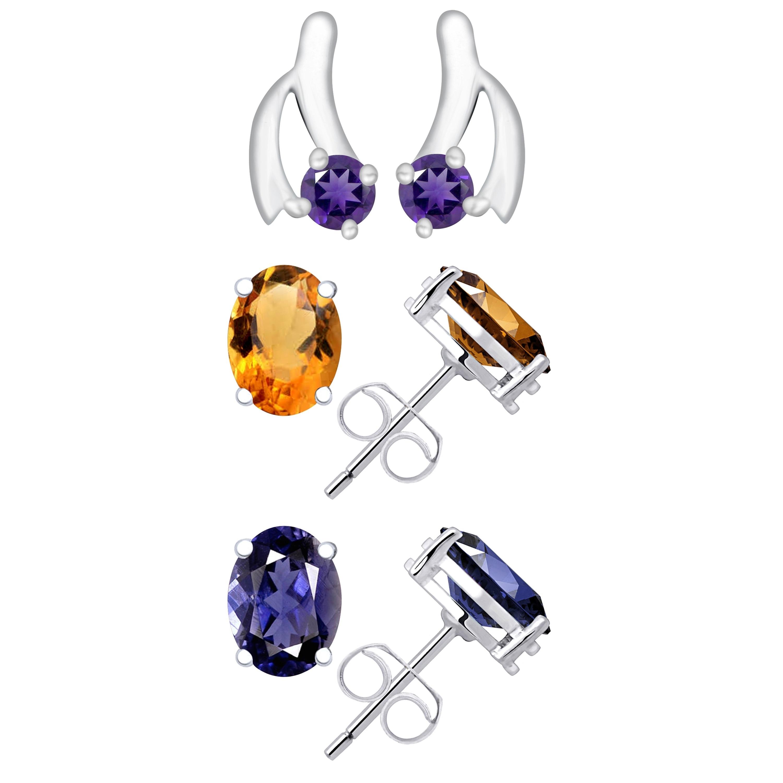 Colorful Bohemian Feather Dangle Drop Earring Gifts for Women Girls Jewelry000001000245
