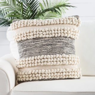 Nikki Chu by Jaipur Living Baltic Stripes Throw Pillow 20 inch