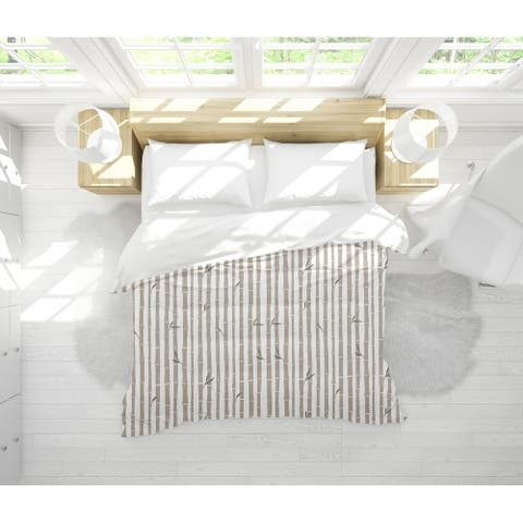 BAMBOO NATURAL Light Weight Comforter By Tiffany Wong