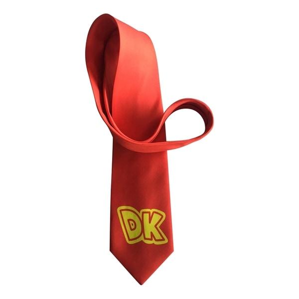 DK Red Necktie