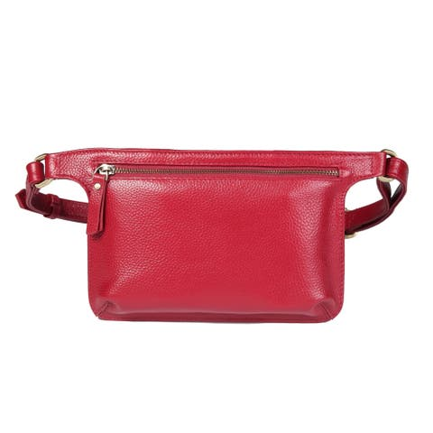 Arlette Leather Waistbag