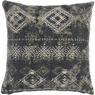 Link to Carbon Loft Distressed Diamonds Throw Pillow Similar Items in Decorative Accessories
