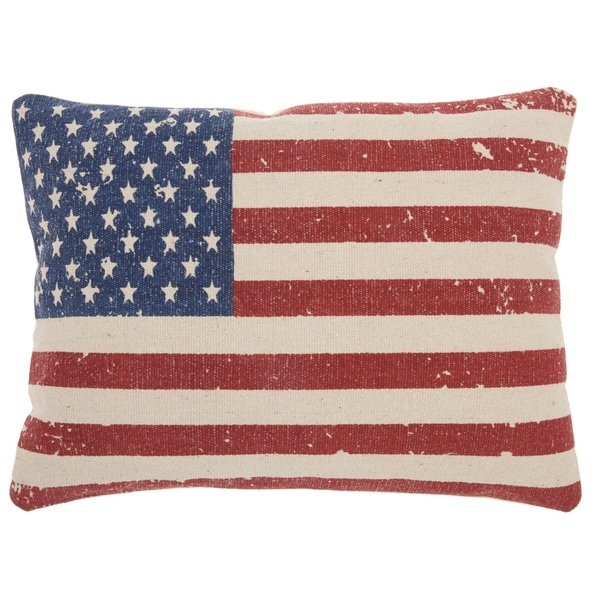 Studio M Patriotic Pillows Garden Flag