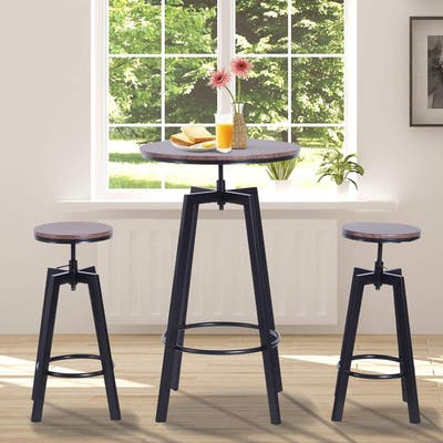 Surprising Buy Bar Pub Table Sets Online At Overstock Our Best Evergreenethics Interior Chair Design Evergreenethicsorg