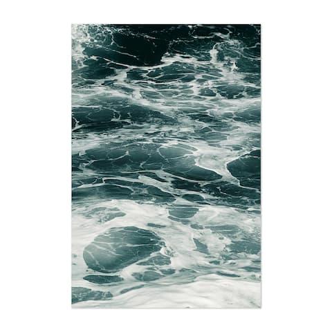 Noir Gallery Ocean Aqua Nature Tenerife Photo Unframed Art Print/Poster