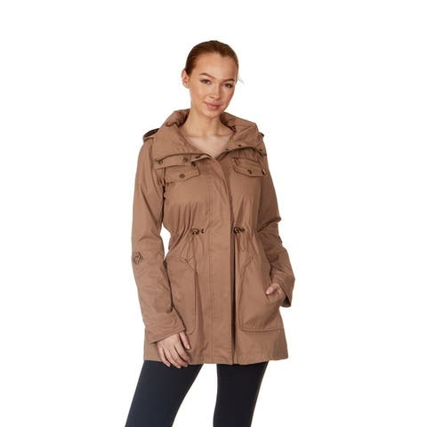a406d15165b8 Brown Jackets | Find Great Women's Clothing Deals Shopping at Overstock