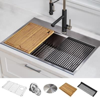 Scratch Resistant Drop In Kitchen