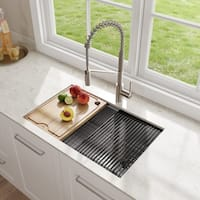 Workstation  Kitchen Sinks