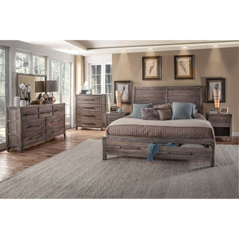 Asher 6-Piece Bedroom Set