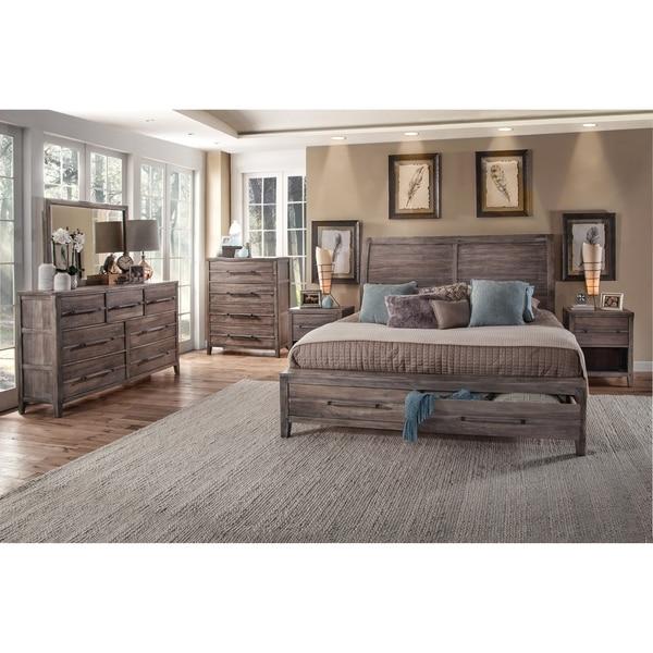 Asher 6-Piece Bedroom Set