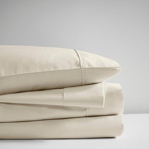 Beautyrest 400 Thread Count Wrinkle Resistant Cotton Sateen Sheet Set