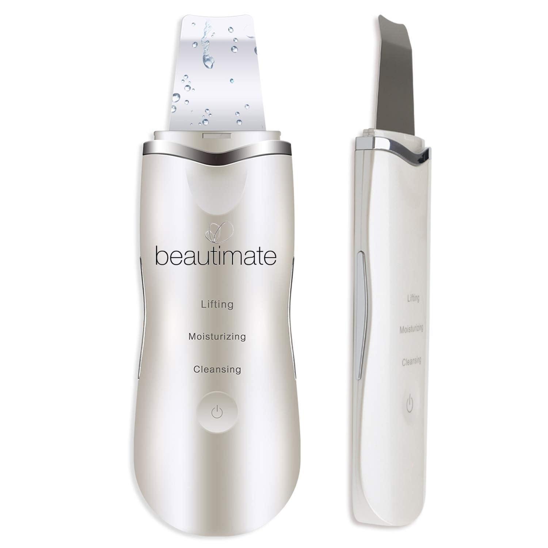 Shop Ultrasonic Face Scrubber Skin Scrapper Blackhead Remover