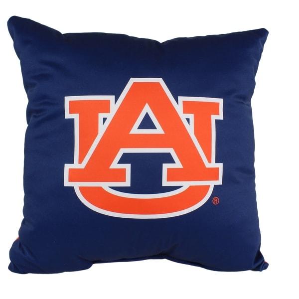 Auburn Tigers 16 Inch Decorative Throw Pillow