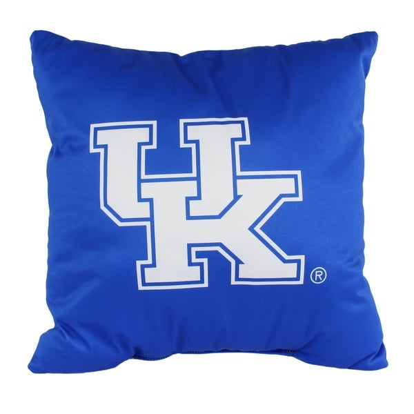 Kentucky Wildcats 16 Inch Decorative Throw Pillow