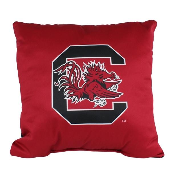 South Carolina Gamecocks 16 Inch Decorative Throw Pillow