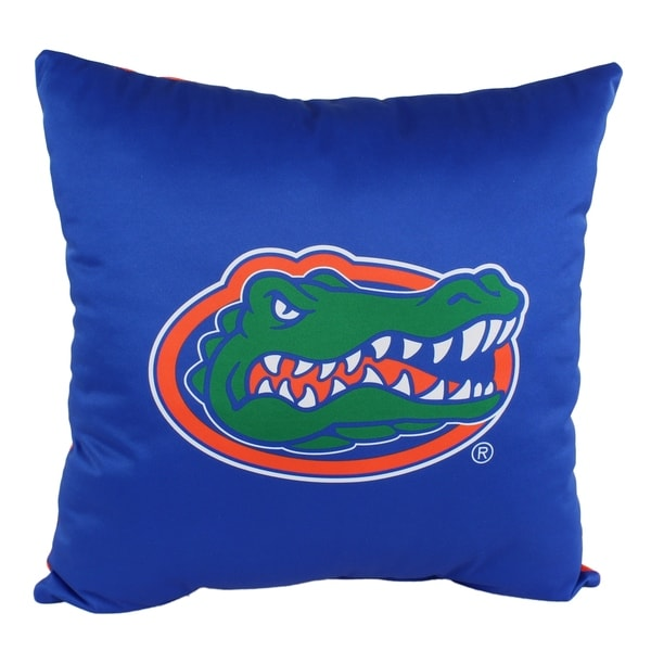 Florida Gators 16 Inch Decorative Throw Pillow