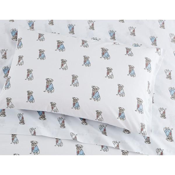 Porch \u0026 Den Goff Pug Pattern Sheet Set