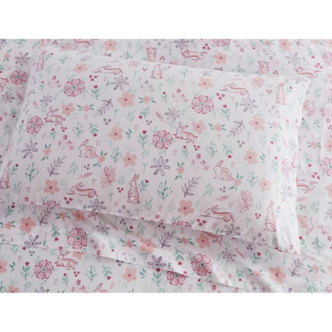 Chloe Bunny Sheet Set