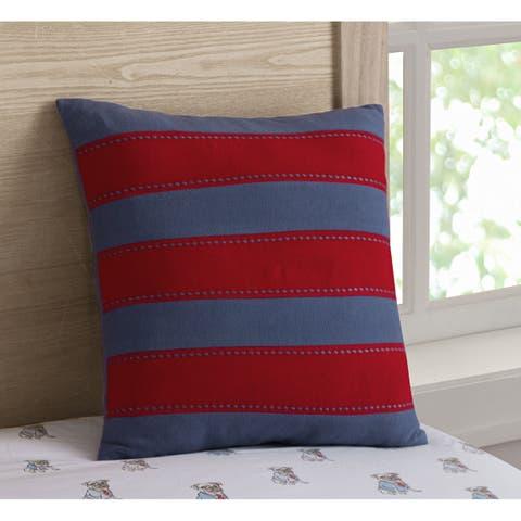 Porch & Den Goff Stripe 16x16 Decorative Pillow