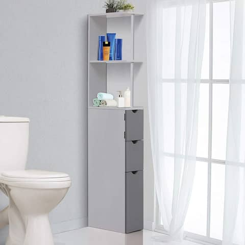 Peachy Buy Bathroom Cabinets Storage Online At Overstock Our Interior Design Ideas Skatsoteloinfo