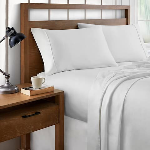 Brielle Home Viscose from Bamboo Sateen Bed Sheet Set