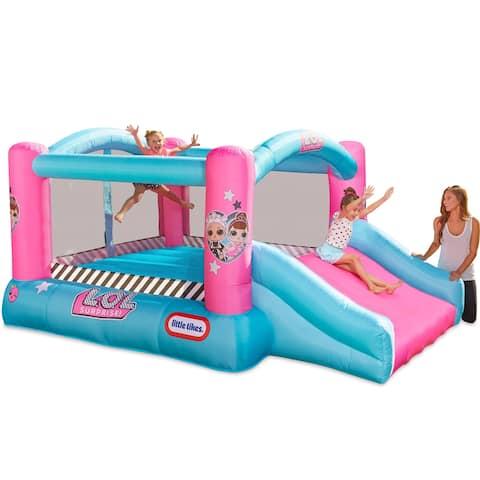Little Tikes LOL Surprise Jump 'n Slide Bouncer