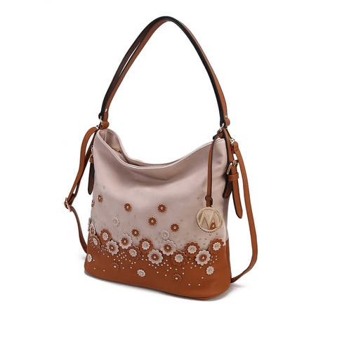 MKF Collection Lorina Hobo Bag by Mia K.