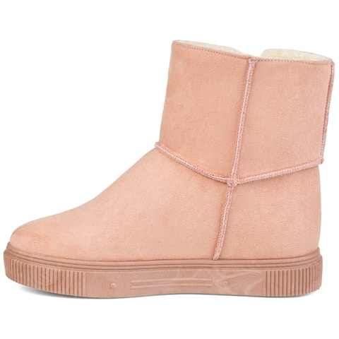 Journee Collection Women's Stelly Winter Boot