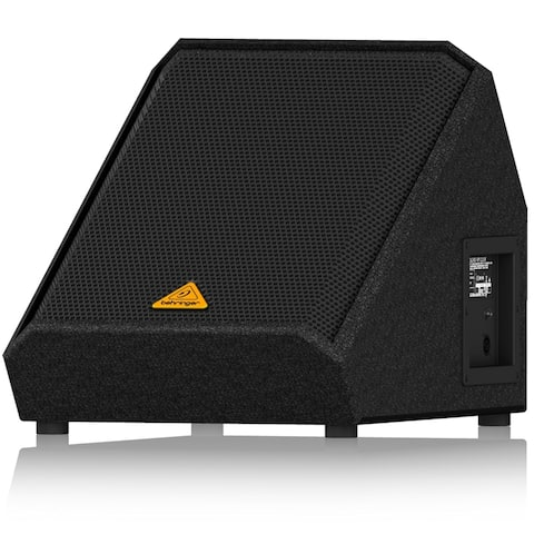 "Behringer EUROLIVE VP1220F Professional 800-Watt Floor Monitor w/12"" Woofer and 1.75"" Titanium Compression Driver"