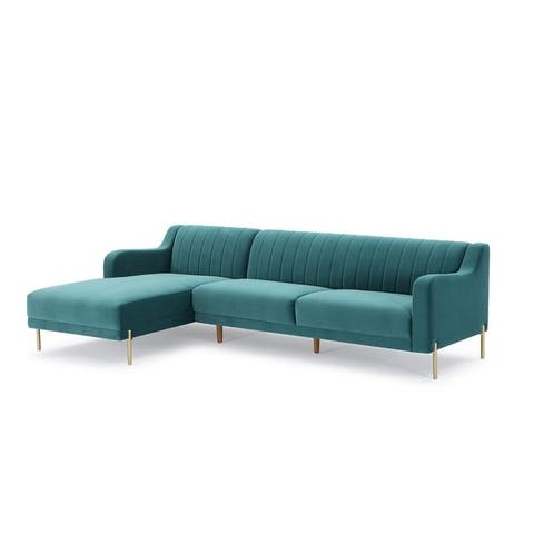 Buy Green Sectional Sofas Online at Overstock | Our Best ...