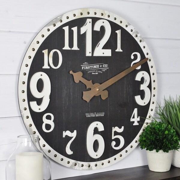 FirsTime & Co.® Berkshire Wall Clock